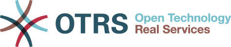 OTRS AG Logo - performing databases