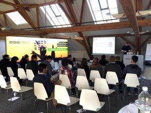 Impulse zur Performance bei esentri: Im Barcamp