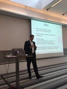 Martin Klier - 42 Fakten zu Oracle RAC, Grid Infrastructure und ASM